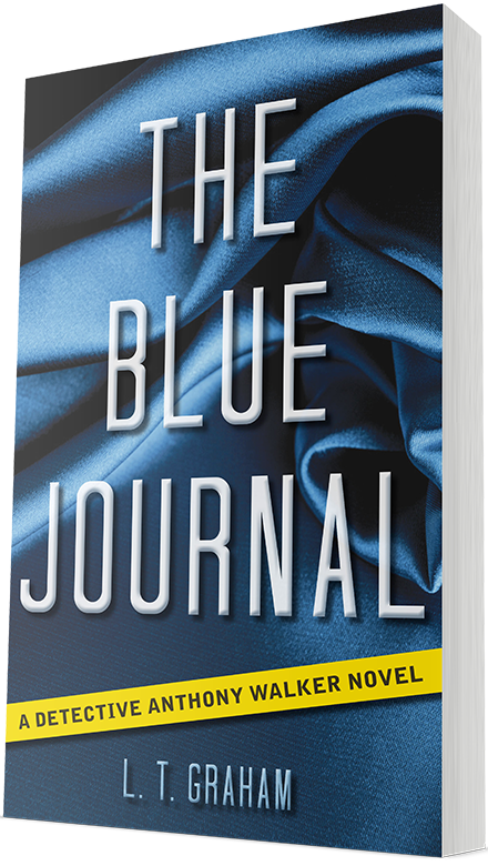 The Blue Journal by LT Graham