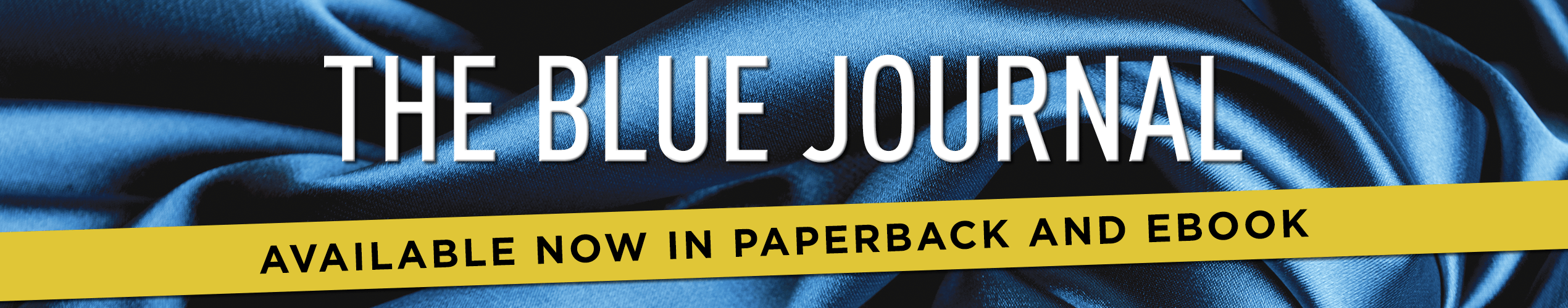 The Blue Journal by LT Graham, Available in Paperback and eBook